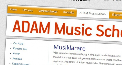 ADAM Music School